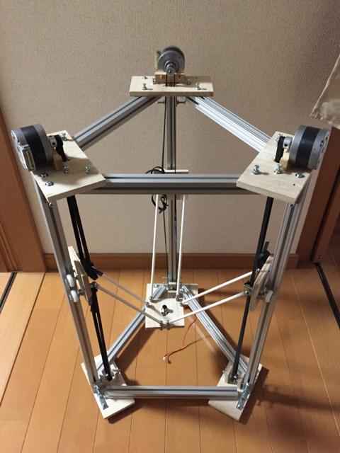 【自作】デルタ型3Dプリンターの製作 その0 〜はじめに〜