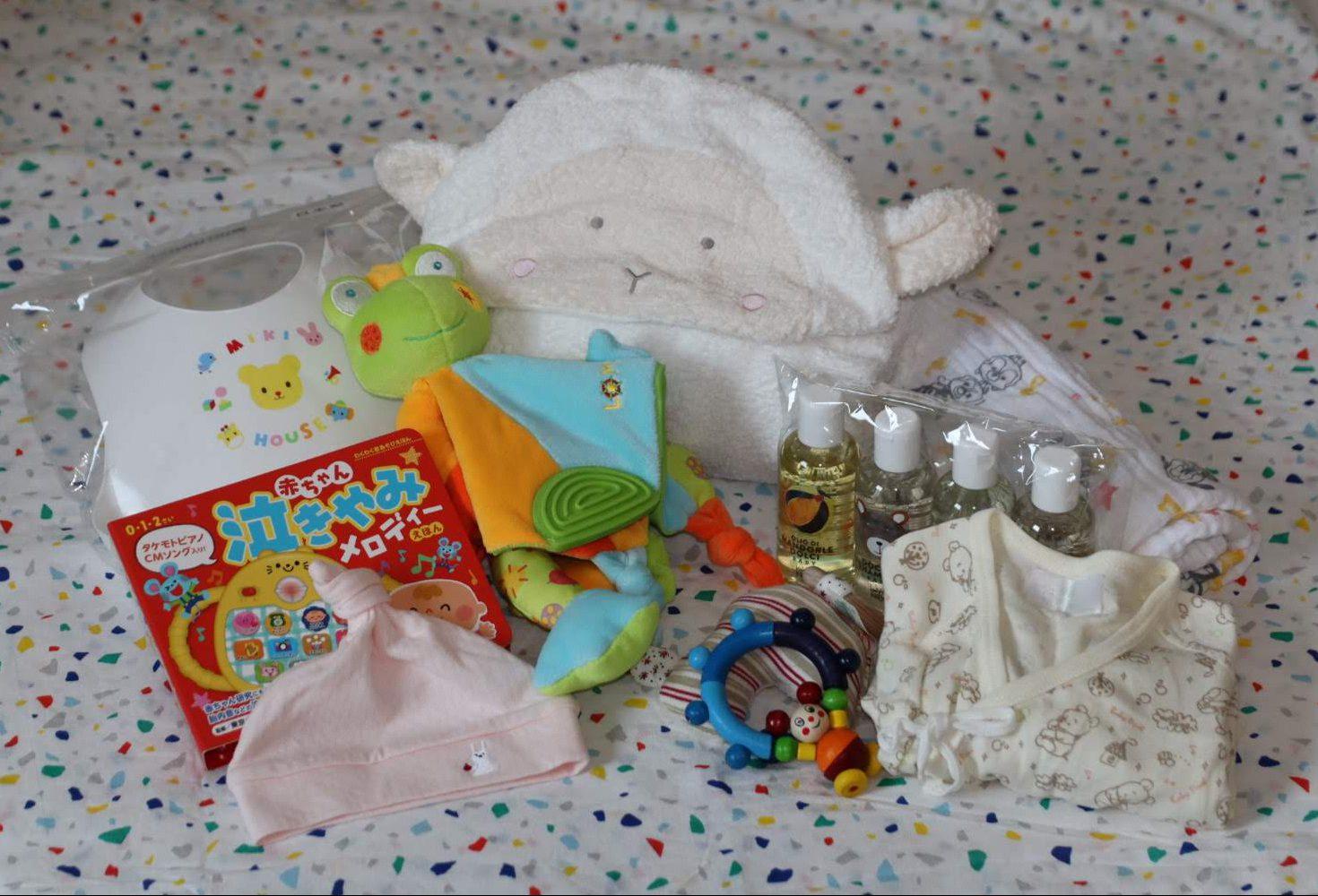 もらって嬉しい!出産祝いの選び方とおすすめの出産祝い