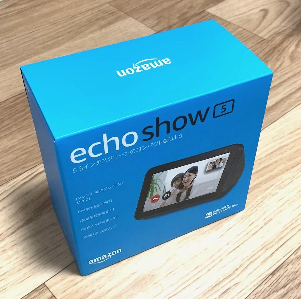 echo dotのみの使用からecho show5を追加で買って変わったことや感想を紹介する