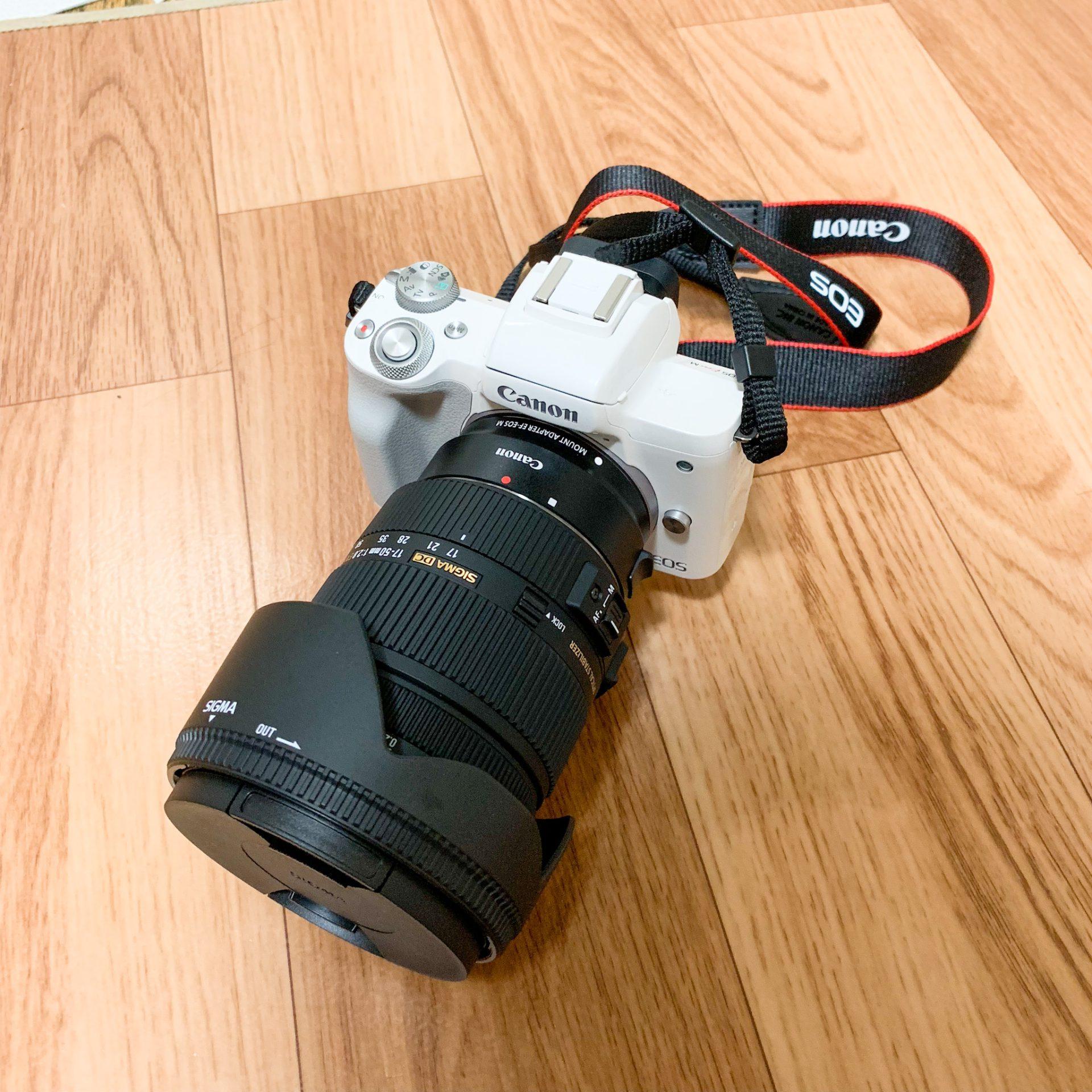 新米パパがミラーレス一眼カメラを選ぶのに重視した3つのこと