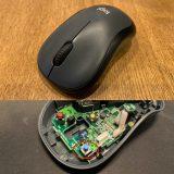 【DIY】Logicoolのマウスが壊れたので自分で直してみた